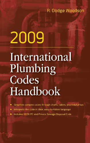 2009 International Plumbing Codes Handbook - McGraw-Hill Professional - 0071606068 - ISBN:0071606068
