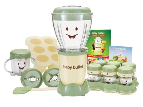 Baby Bullet Complete Baby Care System Newborn, Kid, Child, Childern, Infant, Baby back-576862