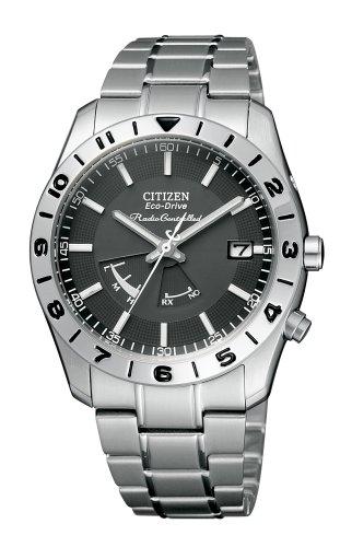 CITIZEN (シチズン) 腕時計 ALTERNA オルタナ Eco-Drive エコ・ドライブ 電波時計 VO10-6581H メンズ