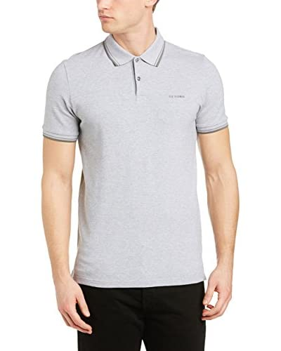 Ben Sherman Polo Stretch Romford Gris