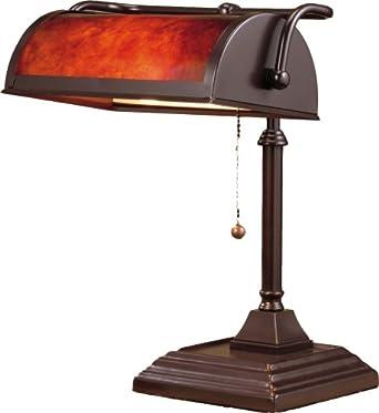 Amazon Com Normande Lighting Bl1 103 60 Watt Banker S