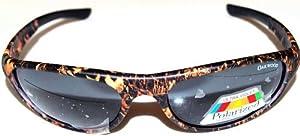 Oakwood Polarized Fishing Sunglasses - Mossy Camo by oakwood