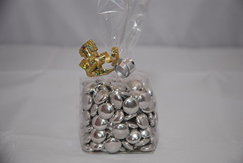 ribboned-bag-with-150g-silver-smarties