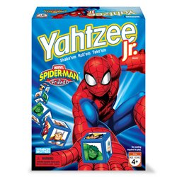 Buy Yahtzee Jr. -Spider-Man & Friends