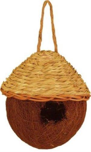 Tierra Garden 37 571 Palm And Seagrass Round Nesting Bag