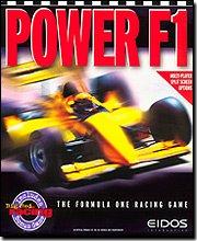 Power F1-- Rare Pc Game