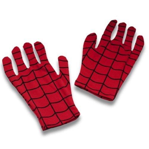 Spider-Man Comic Gloves (Child (One-Size))