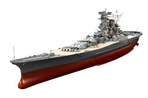 1/350 艦船シリーズ No.25 日本戦艦 大和 78025