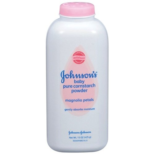 Jonnson & johnson Baby Powder Pure Cornstarch Powder Magnolia Petals 15 oz.