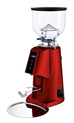 Fiorenzato F4 Electronic Espresso Grinder - Red