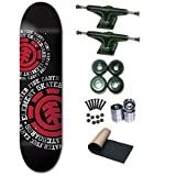 Element Dispersion 7.62 Skateboard Deck Complete