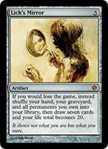 Magic: the Gathering - Lich's Mirror - Shards of Alara