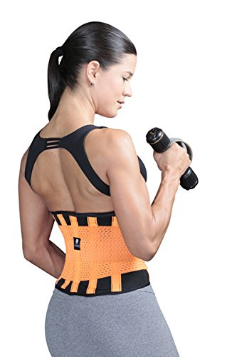 Tecnomed Belt Fitness Body Shaper tecnomed black xtreme power belt thermo shaper hot slimming shapers fitness
