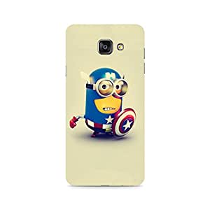 TAZindia Printed Hard Back Case Cover For Samsung Galaxy A510