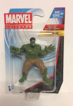 "Marvel Universe Movie Series 2.5"" Hulk"