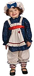 Yarn Babies Ragamuffin Dolly Infant Costume - Kid's Costumes