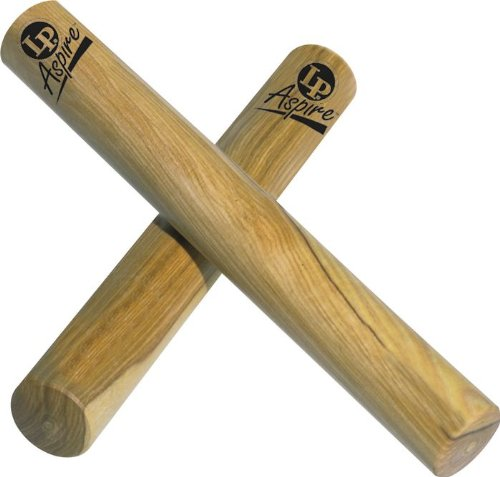 Latin Percussion White Wood Clave