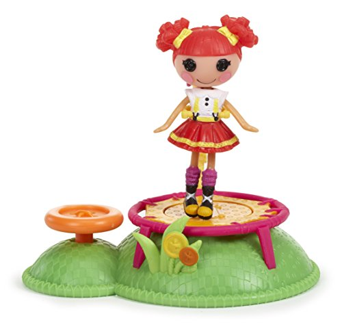 Mini Lalaloopsy Doll Ready, Set...Play!- Trampoline