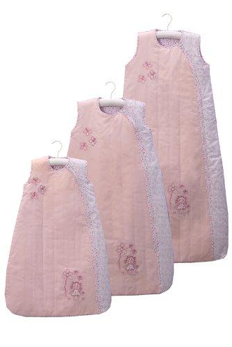 Slumbersac - Sacco A Pelo Invernale 2.5 Tog Per Bambini 110Cm/12-36 Mesi - Bambolina
