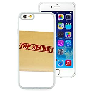 6 case,Unique Design Envelopes Paper Background Sending Letter White iPhone 6 4.7 inch TPU case cover