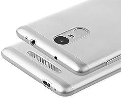 KAIRA Ultra Thin Silicon Case For Xiaomi Redmi Note 3 (Transparent)