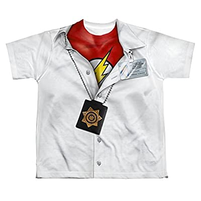 I'm The Flash All Over Print Youth Front T-Shirt