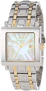 Swiss Legend Women's 20024-SG-02MOP Colosso White Mother-of-Pearl Dial Two-Tone Stainless Steel Watch