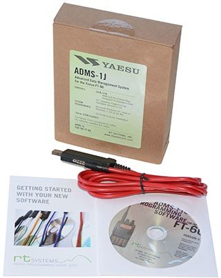 Yaesu ADMS-1J Programming