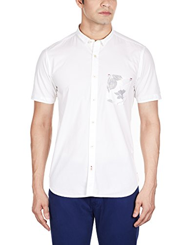 Lee-Cooper-Mens-Casual-Shirt-8904144554219SO01-XXLOff-White