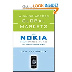Winning Across Global Markets: How Nokia Creates Strategic Advantage in a Fast Changing World available at Amazon for Rs.1500