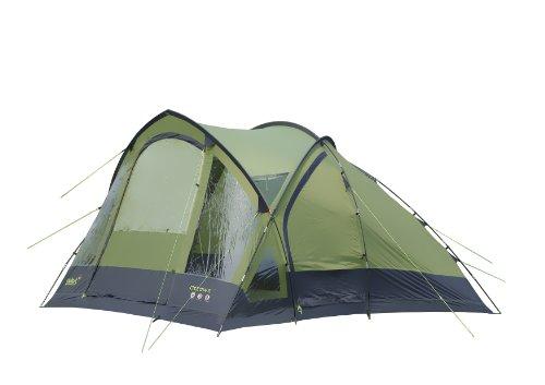 Gelert Ottawa 4 Tent - Calliste Green/Sweet Pea/Charc