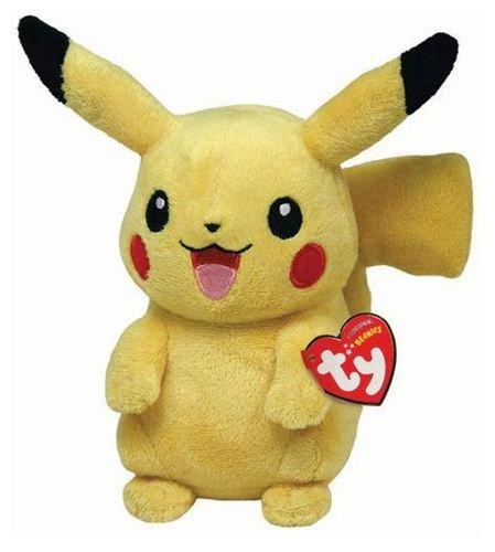 Peluche Pikachu de Pokemon - 15 cm