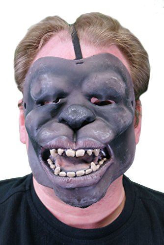 Rubie's Men's Wolfman Costume Accessory Partial Mask #2867X