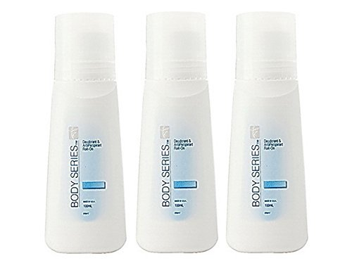 Best Seller Roll on Deodorant, Body Series® Deodorant & Antiperspirant Roll-on 3 pieces. (Body Series Amway compare prices)