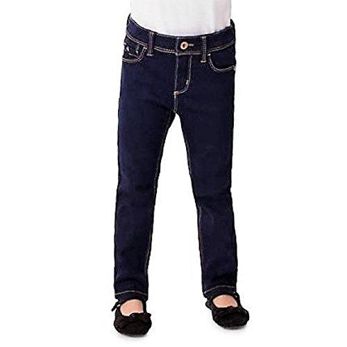 jordache-baby-girls-skinny-look-dk-wash-5-pocket-jeans-size-24-months
