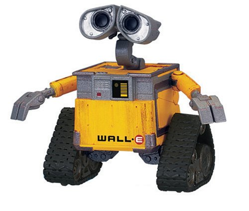 Disney Pixar WALL-E Movie Figure Old WALL*E