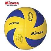 (ミカサ) MIKASA バレーボール5号球 MVA200 [その他]