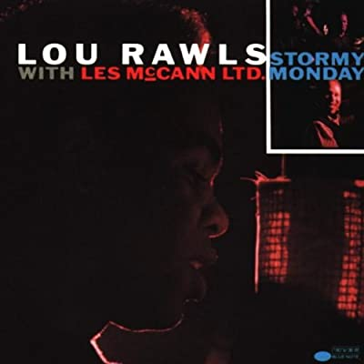 (Blues / Jazz)Lou Rawls - Stormy Monday with Les McCann Ltd. - 1962, FLAC (tracks+.cue) lossless