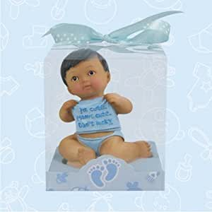 24 ethnic baby shower baby boy i 39 m cute favor in box