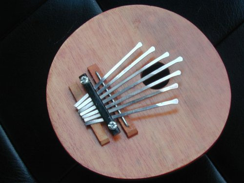 oconut Gourd Kalimba Thumb Piano 7 tuneable Note (Kalimba Sheet Music compare prices)