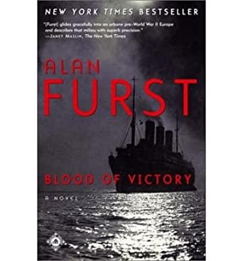 BLOOD OF VICTORY(3rd time lucky?) - Alun Furst