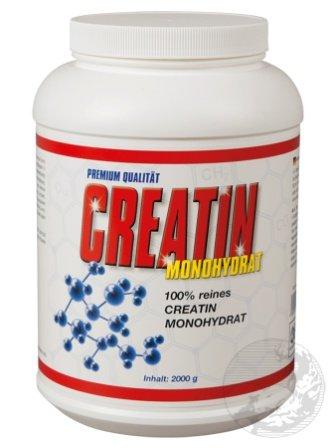 BMS Creatin Monohydrat 2000g Dose