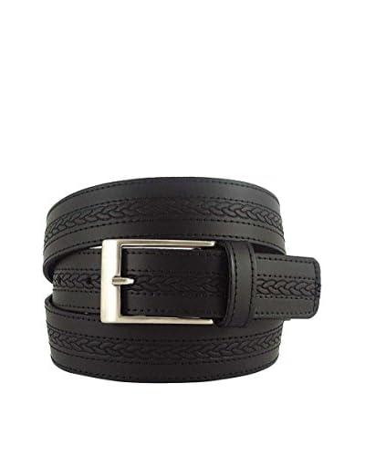 ACQ PIEL Cintura Pelle Acq-03060001-5N-100  [Nero]