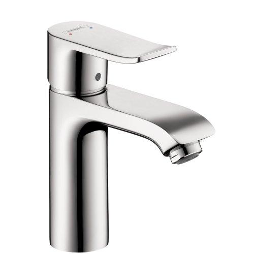 Read About Hansgrohe 31080001 Metris 110 Single-Hole Faucet, Chrome