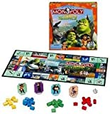 Shrek Monopoly Junior