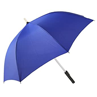 Blue LED Lighted Umbrella