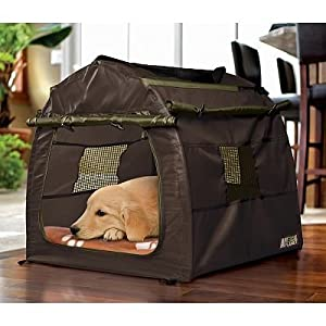 41ojx4LI6eL._SY300_ Animal Planet Portable Pet House on animal planet portable pet bed, folding indoor pet house, pet supply dog house,