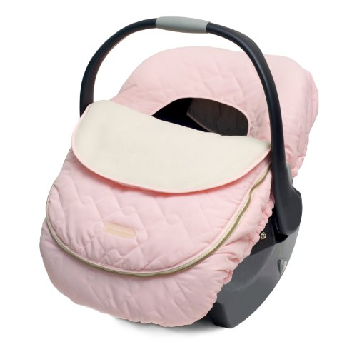 JJ Cole Car Seat Cover, Pink (Baby Car Seat Covers Pink compare prices)