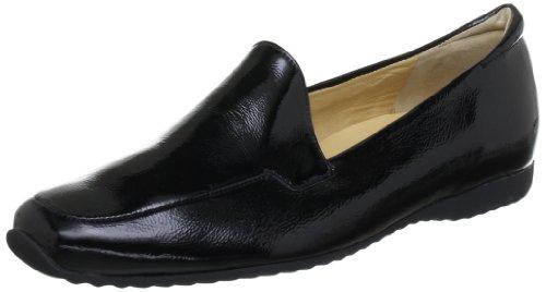 Peter Kaiser RINI Slipper Women black Schwarz (SCHWARZ CRAKLE 403) Size: 6 (39 EU)