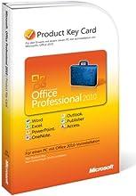 Microsoft Office Pro 2010 PC Attach Key PKc Microcase (versión en alemán)